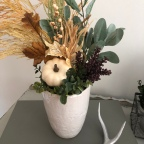 Home Decor: Creating a Fall Arrangement