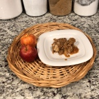 Recipe: Caramel Apple Crisp