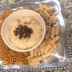 Recipe: Peanut Butter cheesecake dip