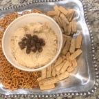 Recipe: Peanut Butter cheesecake dip