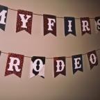 Family: Rush's 1st Rodeo